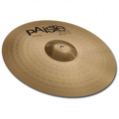 "0000151416 201 Bronze Crash Тарелка 16"", Paiste"